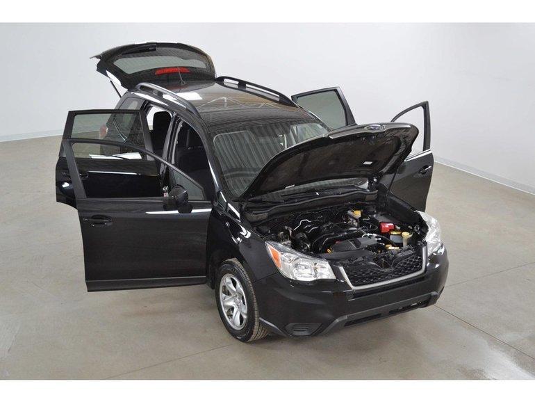 2015 Subaru Forester 2.5i 4WD Bluetooth*Sieges Chauffants*Camera Recul*