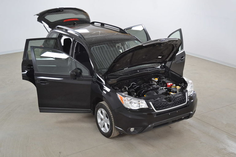 2016 Subaru Forester 2.5i Mags*Buetooth*Camera Recul*Sieges Chauffants