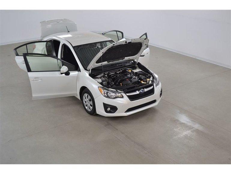 2014 Subaru Impreza 2.0i 4WD Bluetooth*Gr. Electrique*Climatiseur