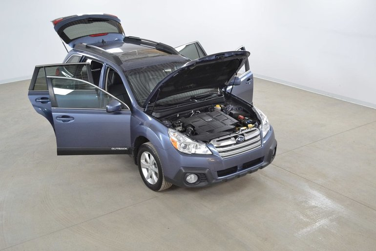 Subaru Outback 3.6R Limited GPS*Cuir*Toit Pano*Camera Recul 2014