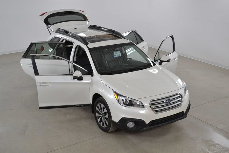 2015 Subaru Outback 3.6R Limited GPS*EyeSight*Cuir*Toit Panoramique