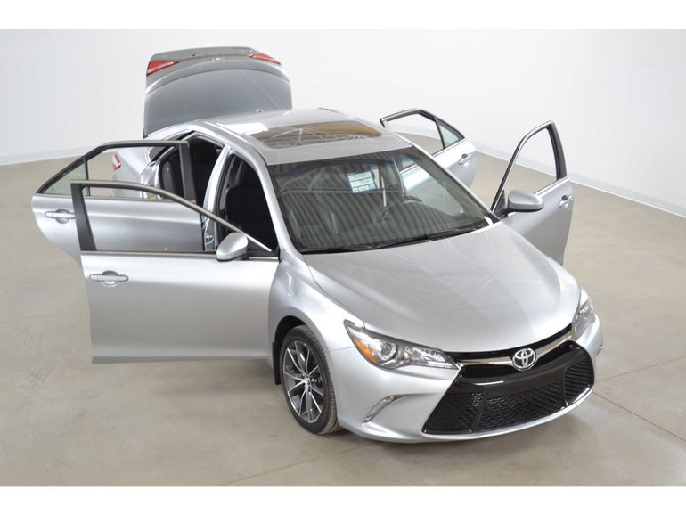 2015 Toyota Camry XSE 2.5L GPS*Toit Ouvrant*Cuir/Suede*Camera Recul