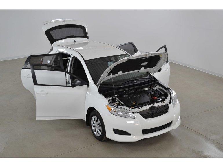 Toyota Matrix Gr.Electrique*Bluetooth*Climatiseur* Automatique 2013