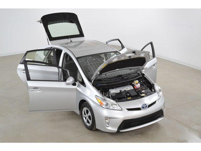 2015 Toyota Prius Hybride Bluetooth*Camera Recul* 4.0L/100 Km