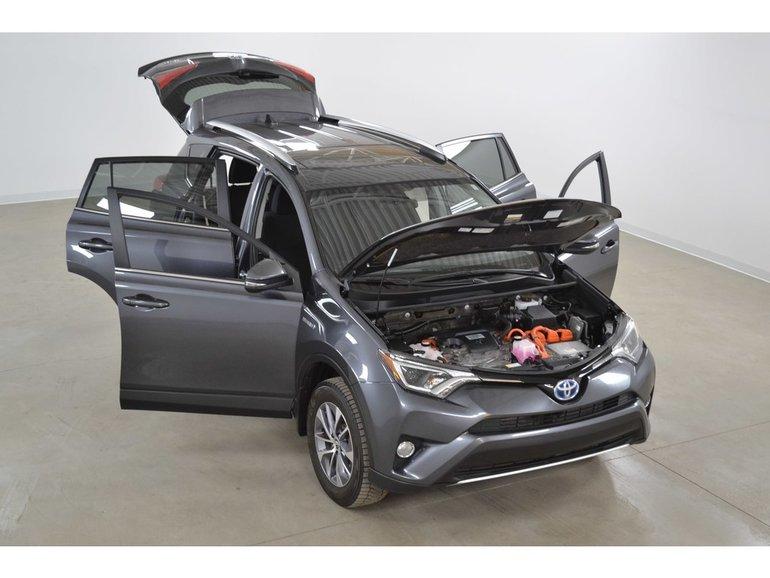 Toyota RAV4 XLE Toit Ouvrant*Camera Recul*Sieges Chauffants 2016