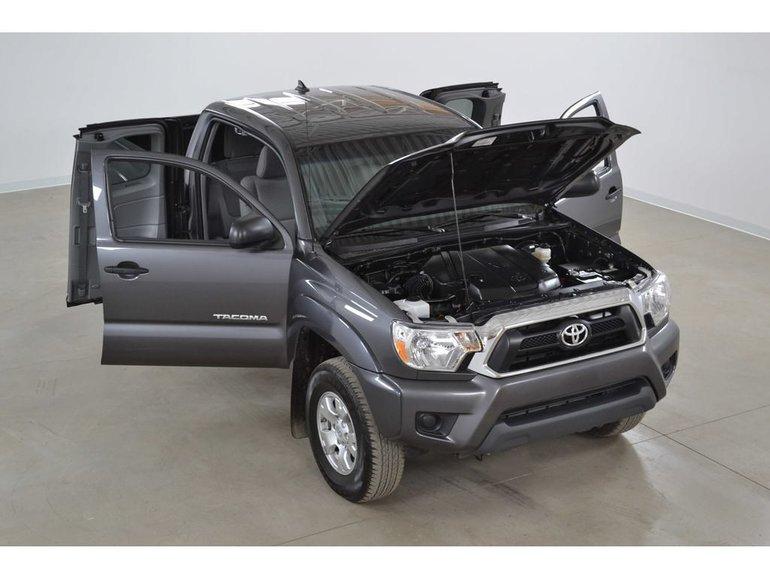 2015 Toyota Tacoma 4x4 V6 Access Cab SR5 Automatique