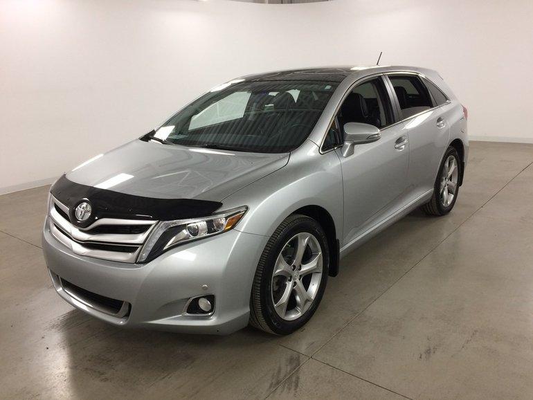Toyota Venza 2016 >> 2016 Toyota Venza Limited Gps Jbl Toit Cuir Pea 2023 120 000 Km
