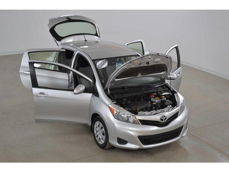 2013 Toyota Yaris LE HB 5 Portes Gr.Electrique*Bluetooth*Climatiseur