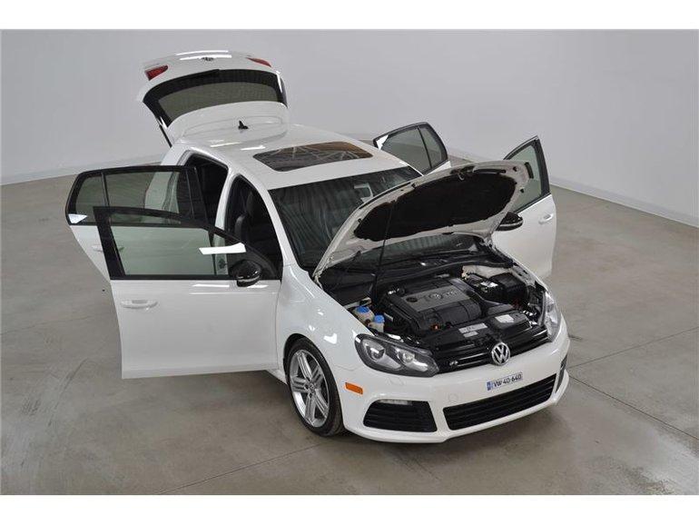 Volkswagen Golf R *Push to start*Toit*Cuir*Mags* 2012