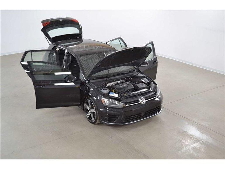 Volkswagen Golf R Tech GPS*Radar*Cuir*Camera Recul* Manuelle 2016