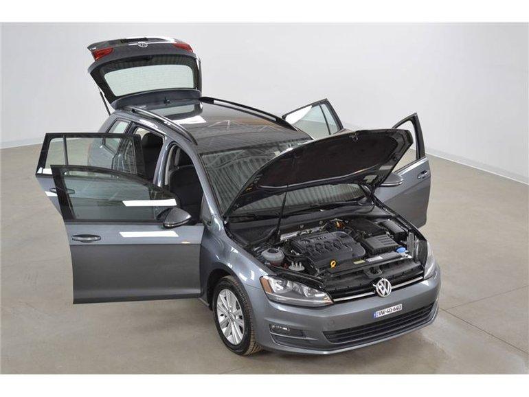 Volkswagen Golf Sportwagon TDi Comfortline Camera Recul*Sieges Chauffants 2015