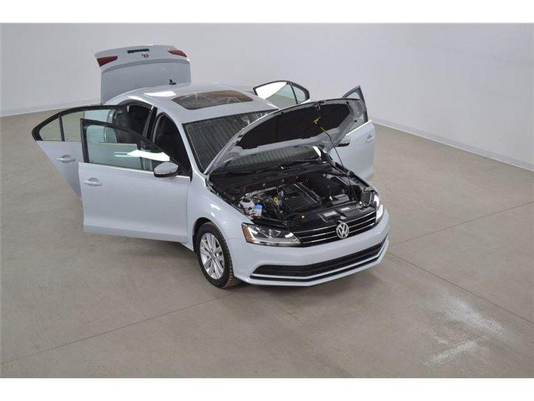 Volkswagen Jetta 1.4 TSi Wolfsburg Mags*Toit Ouvrant*Camera Recul* 2017