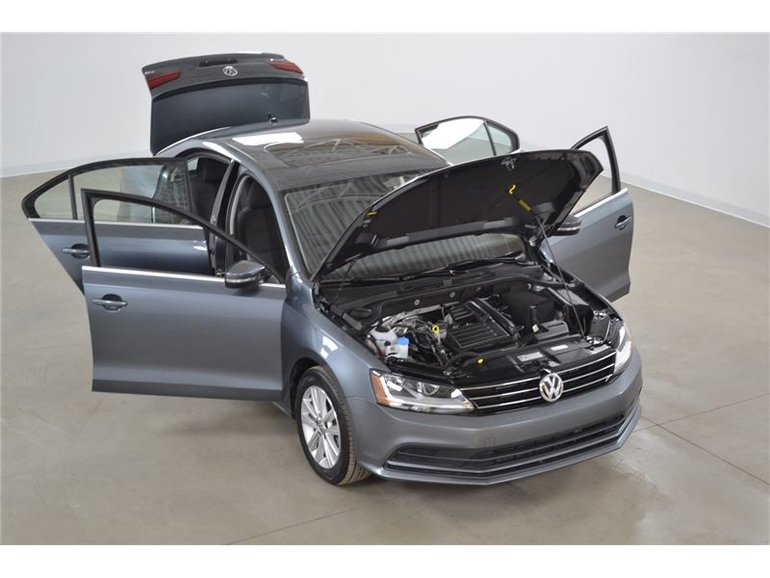 2017 Volkswagen Jetta 1.4 TSi Wolfsburg Mags*Toit Ouvrant*Camera Recul*