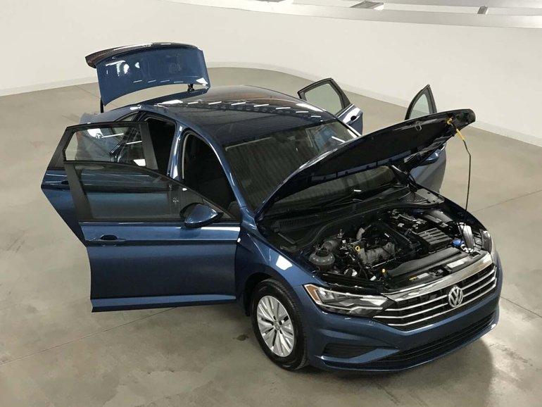 Carrefour 40 640 >> Volkswagen Jetta VOLKSWAGEN JETTA 2019*CARPLAY*MAGS*BAS KILOS* 2019 10 057 KM Bleu neuf - 18895 ...