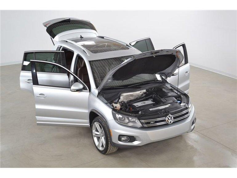 Volkswagen Tiguan 4Motion Highline R-Line GPS*Cuir*Toit*Camera Recul 2013