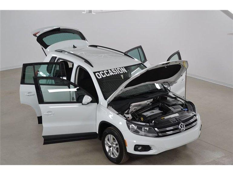 2015 Volkswagen Tiguan 4Motion Trendline Sieges Chauffants Automatique