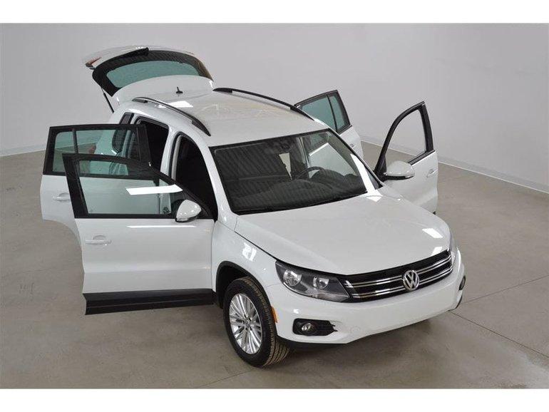 Volkswagen Tiguan Edition Speciale 4Motion App Connect*Camera Recul* 2016