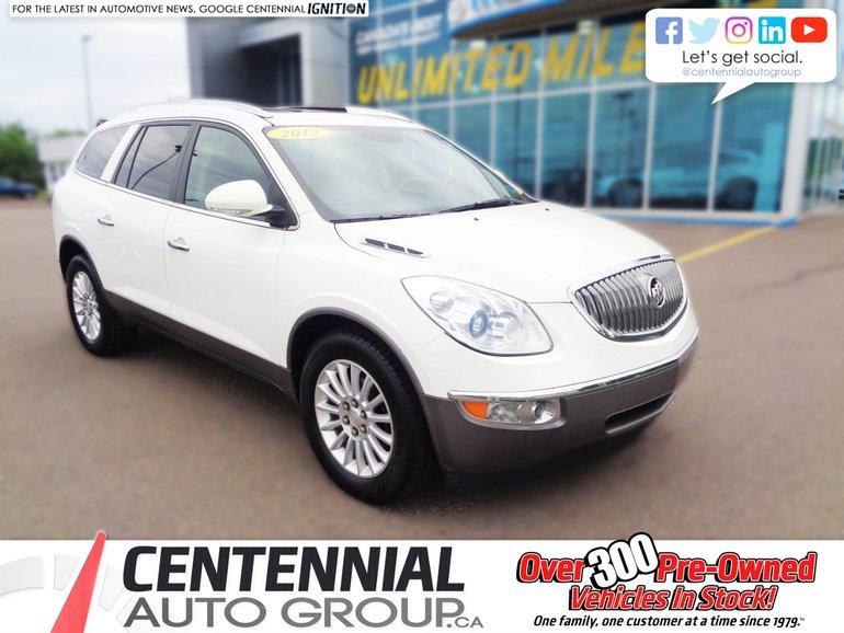 2012 Buick Enclave CXL1