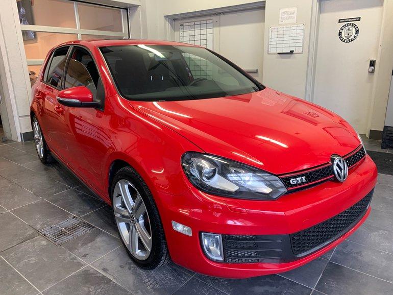 Volkswagen Golf GTI 5 DOOR AUTOBAHN DSG + MAGS 18