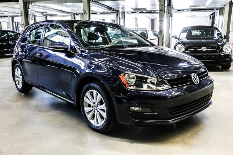 2015 Volkswagen Golf Comfortline - Moonroof
