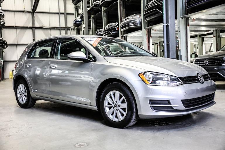 2015 Volkswagen Golf Trendline 1.8TSI