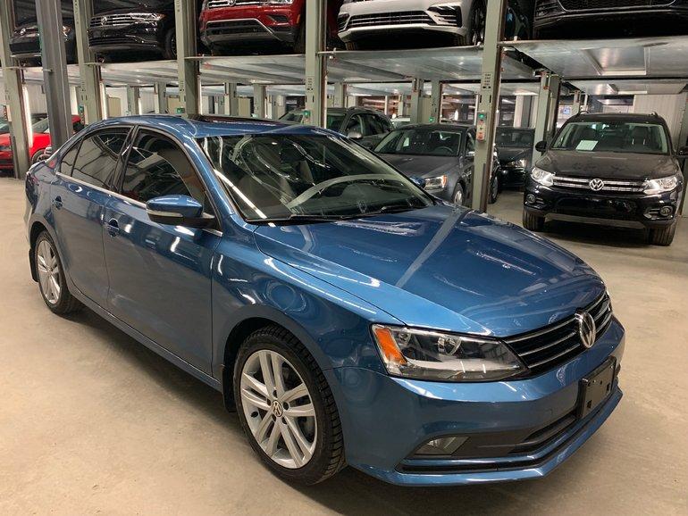 Volkswagen Jetta TDI DIESEL-HIGHLINE-DSG(0.9%FINANCE)(FULL LOADED) 2015