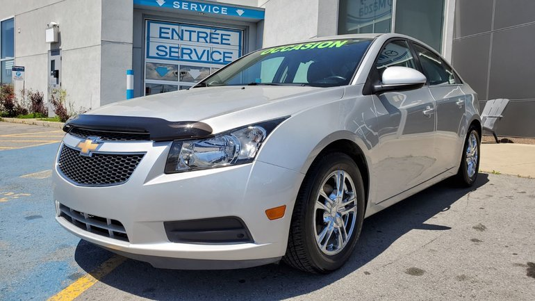 2013 Chevrolet Cruze LT Turbo, BLUETOOTH, MAGS, REGULATEUR