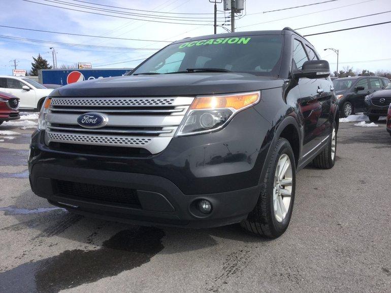 Ford Explorer **RÉSERVÉ**, XLT, AWD, 7 PASSAGERS, 2013