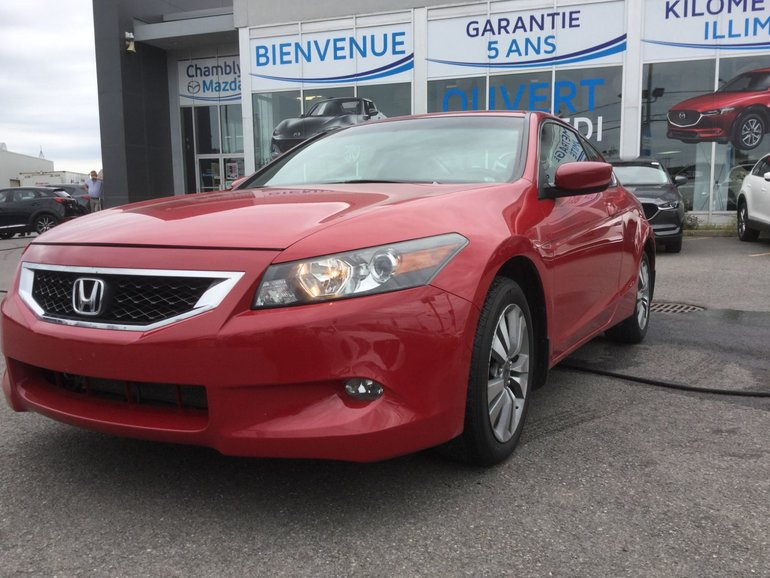 Honda Accord Cpe **RESERVE**, EX, TOIT OUVRANT, MAGS 2009