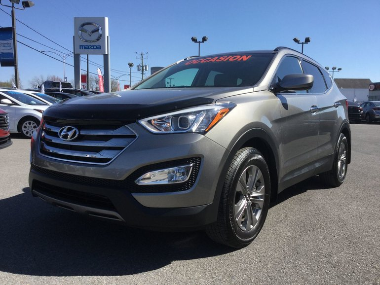 Hyundai Santa Fe Sport **RÉSERVÉ**,SPORT, DÉMARREUR, BLUETOOTH, A/C, MAGS 2016