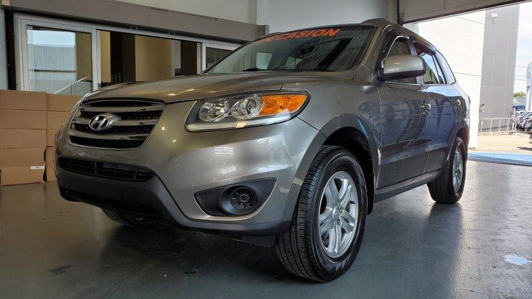 Hyundai Santa Fe GL, DEMARREUR, CAMERA, BLUETOOTH, GR ELECTRIQUE 2012