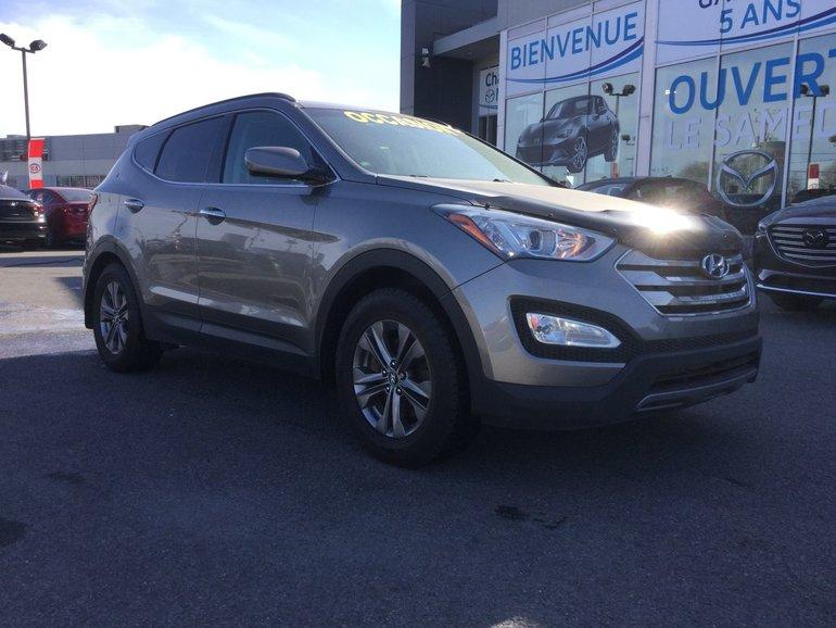 Hyundai Santa Fe **RÉSERVÉ**, SPORT, A/C, SIÈGES/VOLANT CHAUFFANTS 2013