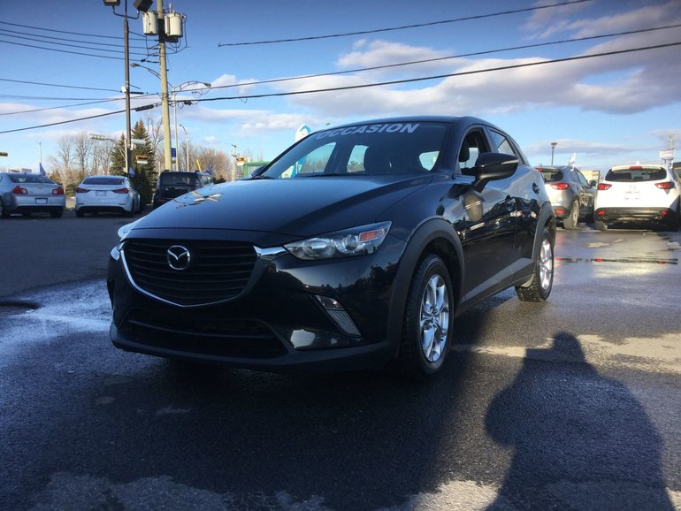 Mazda CX-3 **RÉSERVÉ**GS,AWD,CUIR,TOIT,SIÈGES CHAUFFANTS,MAGS 2016