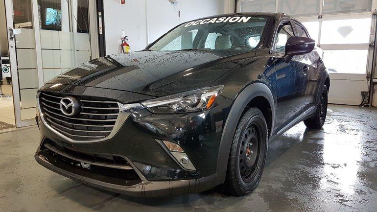 2016 Mazda CX-3 ***RÉSERVÉ***GT, AWD, NAVIGATION, TOIT, CUIR