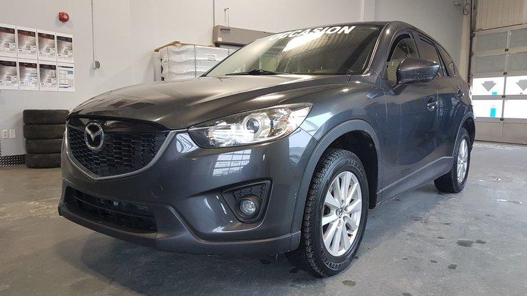 Mazda CX-5 **RÉSERVÉ**GS, AWD,TOIT, SIEGES CHAUFFANTS, CAMERA 2014
