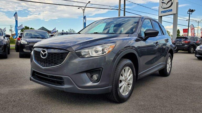2014 Mazda CX-5 GS, AWD, DEMARREUR,TOIT, SIEGES CHAUFFANTS, CAMERA