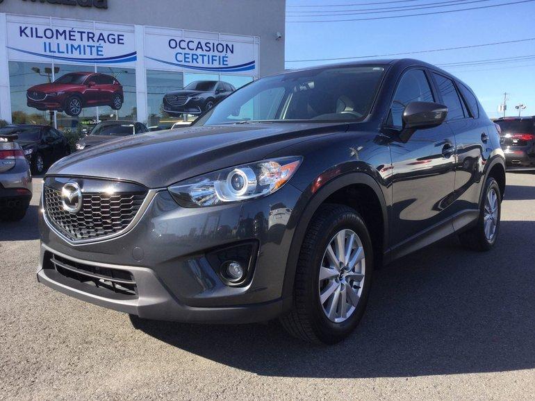 Mazda CX-5 *réservé** GS, AWD, SIÈGES CHAUFFANTS, MAGS, A/C 2015