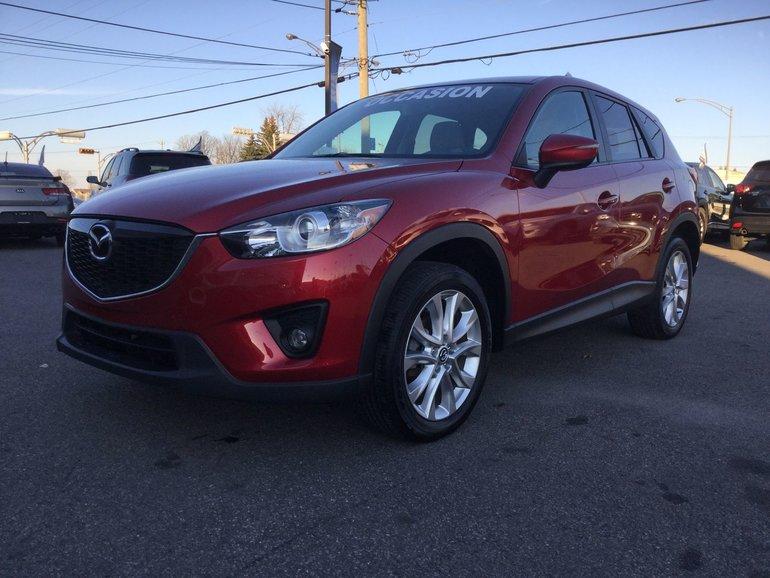 Mazda CX-5 **RÉSERVÉ**,GT, AWD, TOIT, CUIR, SIEGES CHAUFFANTS 2015