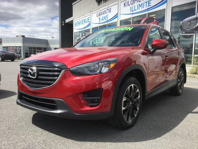 Mazda CX-5 PROMOTION CX-5 2015 À 2016 À PARTIR DE 16494$ 2015