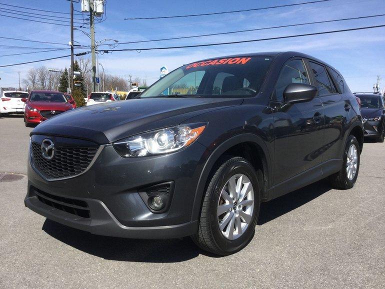 Mazda CX-5 **RÉSERVÉ**, GS, AWD, SIÈGES CHAUFFANTS, BLUETOOTH 2015