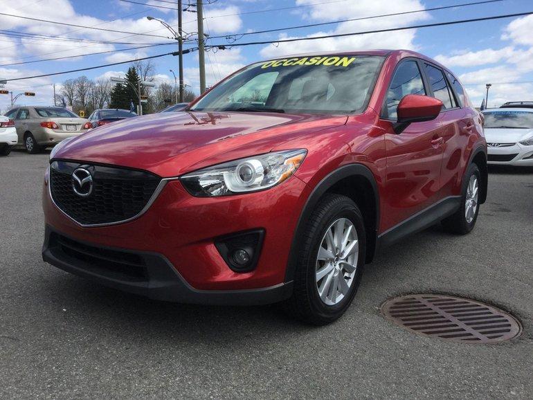 Mazda CX-5 **RÉSERVÉ**,GS, TOIT, SIEGES CHAUFFANTS, BLUETOOTH 2015
