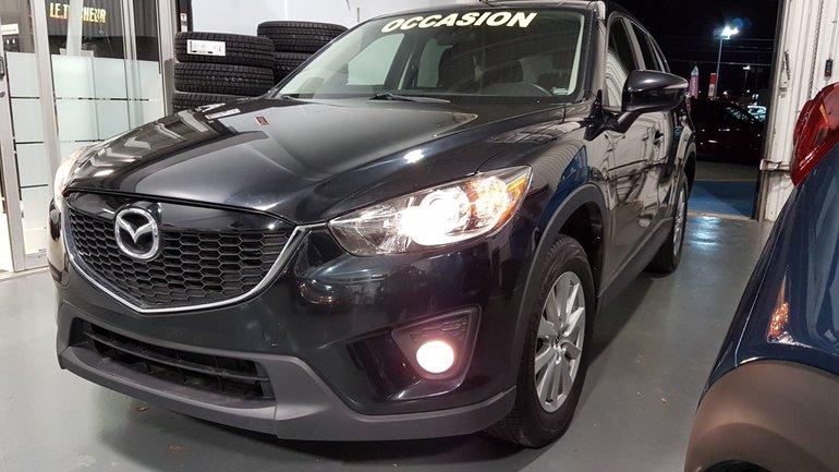 2015 Mazda CX-5 **RESERVÉ****GS, AWD, TOIT, SIEGES CHAUFFANTS,