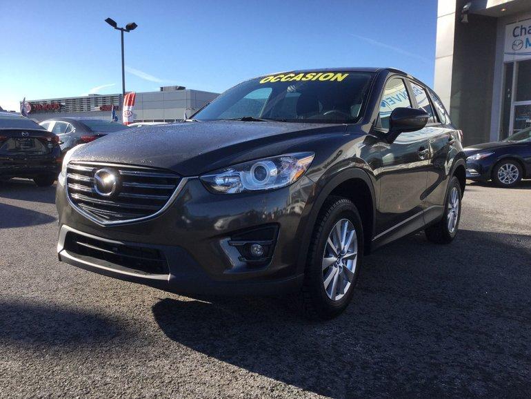 Mazda CX-5 **RÉSERVÉ**,GS, DÉMARREUR, TOIT, SIÈGES CHAUFFANTS 2016