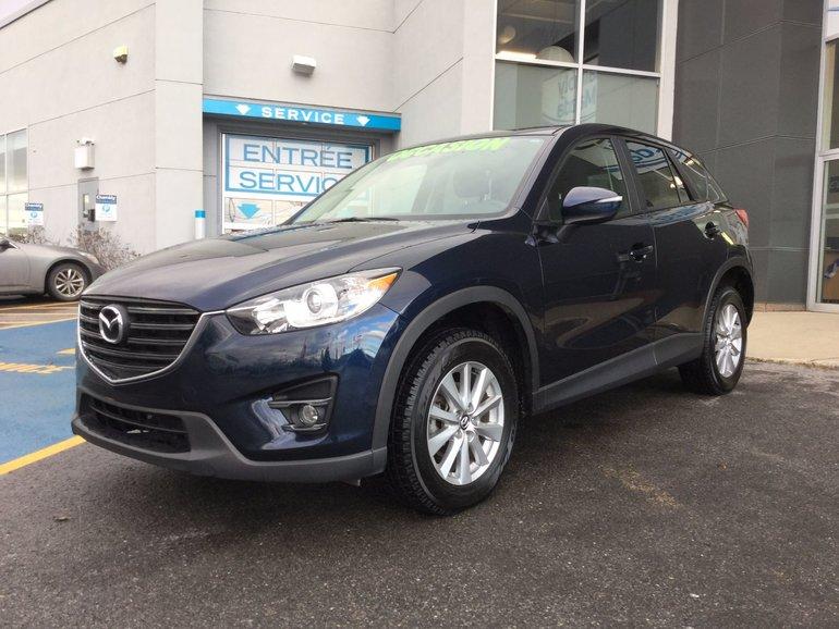 Mazda CX-5 GS,DEMARREUR, TOIT, SIEGES CHAUFFANTS,BLUETOOTH 2016