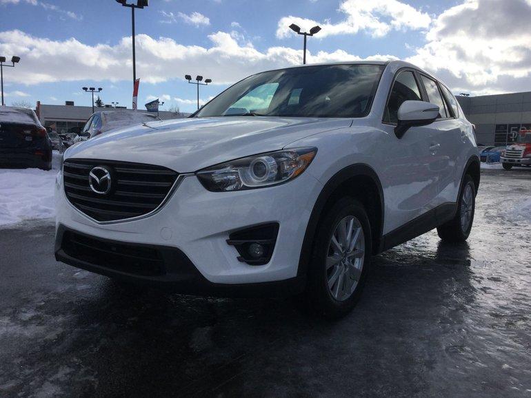Mazda CX-5 **RÉSERVÉ**,GS, AWD, TOIT, SIÈGES CHAUFFANTS, MAGS 2016