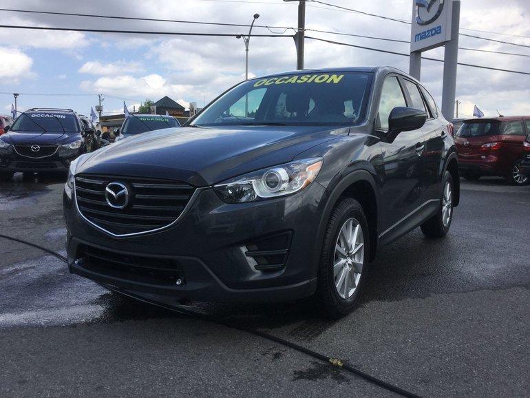 Mazda CX-5 ***RÉSERVÉ***GX, BLUETOOTH, MAGS, RÉGULATEUR 2016