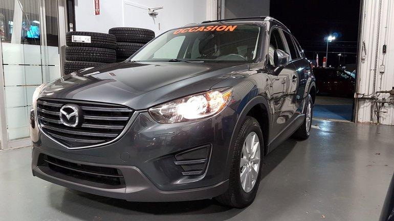 2016 Mazda CX-5 ***RESERVE***GX, DÉMARREUR, BLUETOOTH