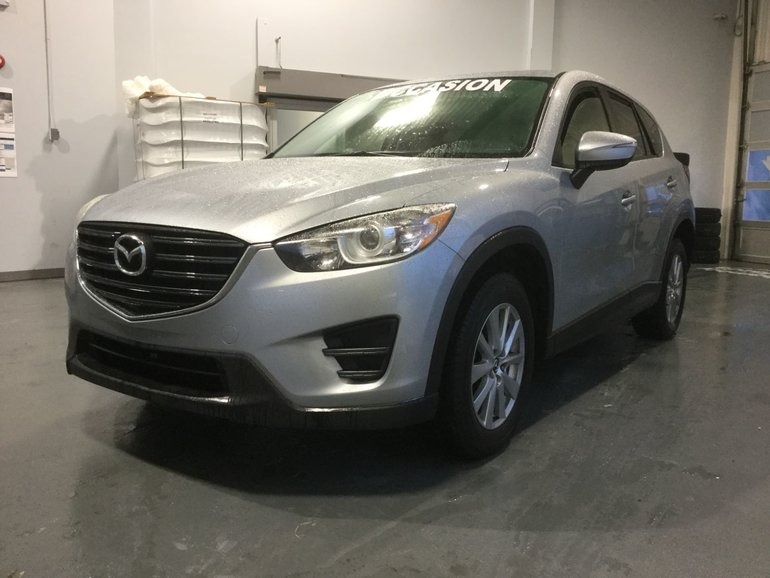 2016 Mazda CX-5 GX, AWD, MAGS, A/C, BLUETOOTH, REGULATEUR