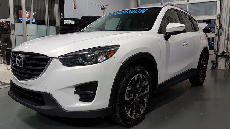 Mazda CX-5 **RÉSERVÉ**,GT, AWD, CUIR, TOIT, SIEGES CHAUFFANTS 2016