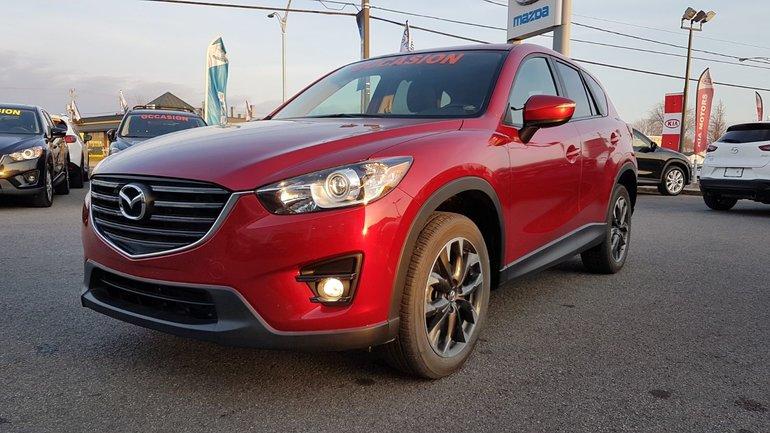 2016 Mazda CX-5 **RÉSERVÉ**, GS, AWD, DEMARREUR, TOIT, MAGS